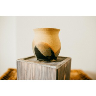 Ceramiczne naczynie do Yerba Mate - MATERO v.8